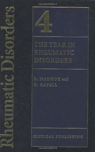 Year In Rheumatic Disorders Volume 4