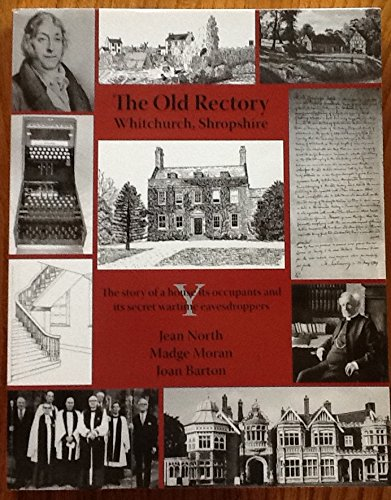 The Old Rectory, Whitchurch: North, Jean and