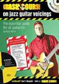 9781904411192: Crash Course on Jazz Guitar Voicings
