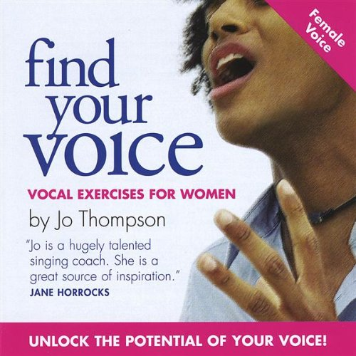 9781904411345: Find Your Voice (Female Version): Vocal Exercises