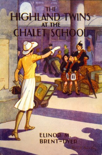 9781904417224: The Highland Twins at the Chalet School