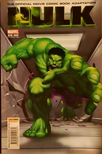 9781904419181: Hulk (Official Movie Comic Book Adaptation)