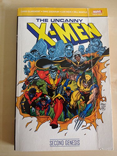 9781904419402: Uncanny X-Men: Second Genesis!