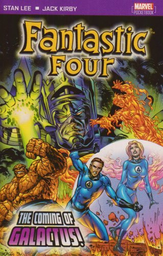 9781904419617: Fantastic Four: Coming of Galactus!