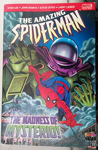 The Amazing Spider-man: The Madness of Mysterio: Lee, Stan