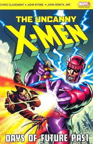 The Uncanny X-Men: Days of Future Past: Romita, John Jr.