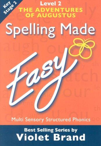 Spelling Made Easy (Spelling Made Easy S.): Brand, Violet