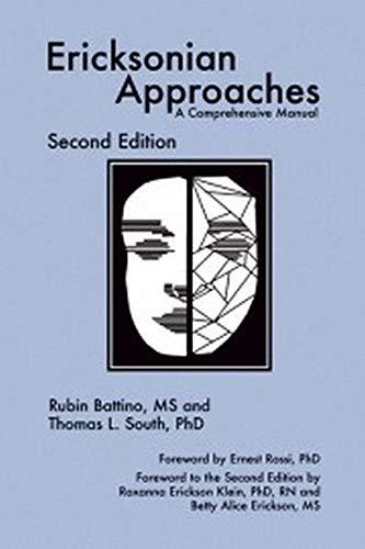 9781904424918: Ericksonian Approaches: A Comprehensive Manual