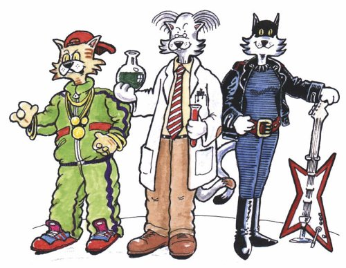 9781904424987: Cool Cat Chem Cards: Making Chemistry Fun