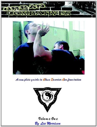 9781904432340: Urban Combatives Manual of CQC: v. 1