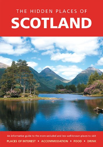 9781904434801: The Hidden Places of Scotland (Hidden Places Travel Guides)
