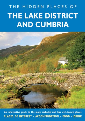 9781904434870: Hidden Places of the Lake District and Cumbria (The Hidden Places Series)
