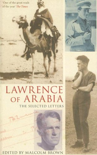 9781904435747: Lawrence of Arabia: The Selected Letters