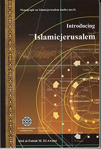 9781904436058: Introducing Islamic Jerusalem