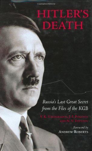 9781904449133: Hitlers Death: Russia's Last Great Secret