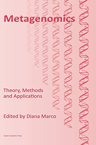 Metagenomics: Theory, Methods and Applications. hardcover 250