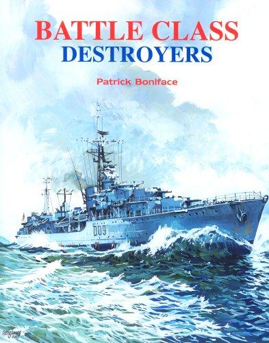 Battle Class Destroyers: Boniface, Patrick