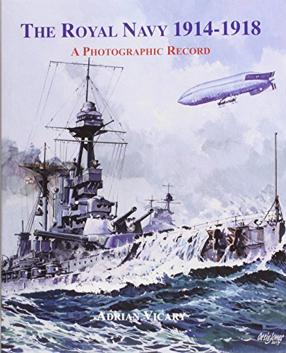 9781904459569: The Royal Navy 1914-1918