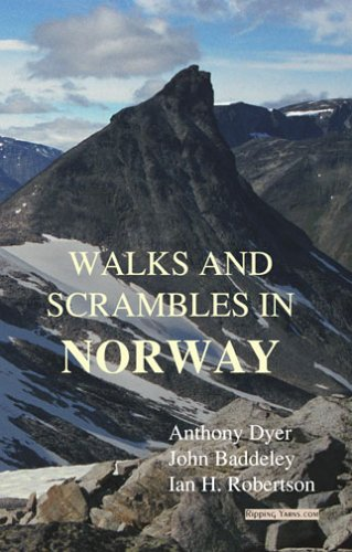 9781904466253: Walks and Scrambles in Norway