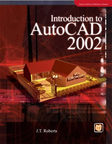 9781904467007: Introduction to AutoCAD 2002 (ICT in Engineering)