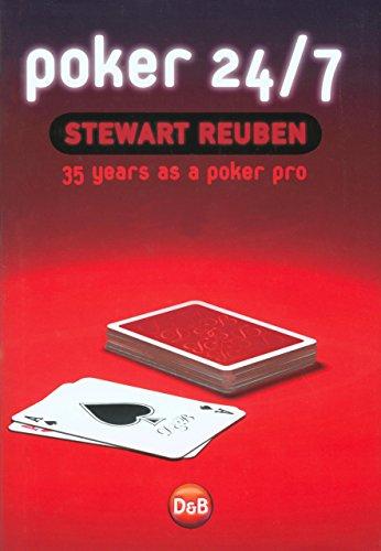 9781904468165: Poker 24/7: 35 Years as a Poker Pro