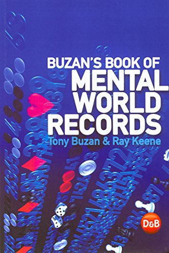 9781904468172: Buzan's Book of Mental World Records