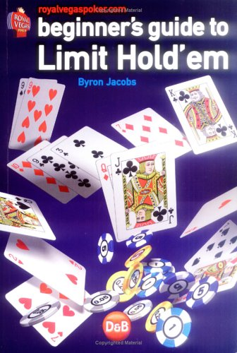 9781904468219: Beginners Guide to Limit Hold'em