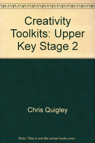 9781904469391: Creativity Toolkits: Upper Key Stage 2
