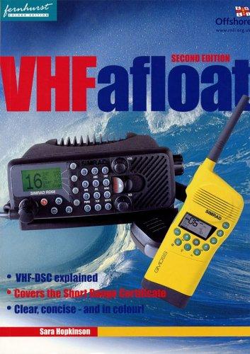 9781904475095: VHF Afloat