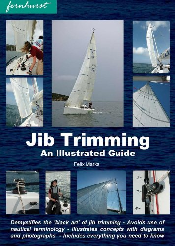Jib Trimming: An Illustrated Guide: Felix Marks