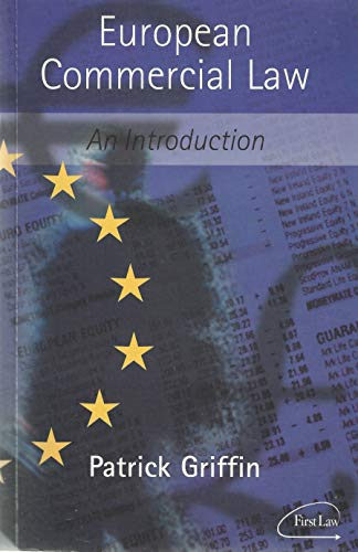 9781904480020: European Commercial Law: An Introduction