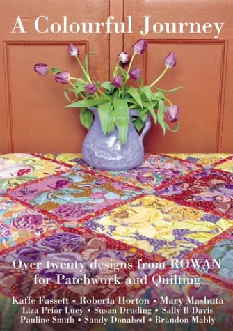 9781904485070: A Colorful Journey: Patchwork and Quilting
