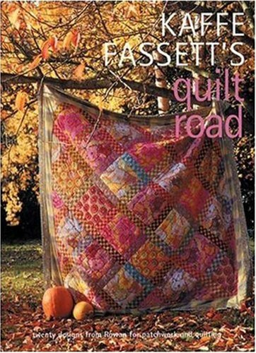 9781904485407: Kaffe Fassett's Quilt Road: Patchwork and Quilting, Book Number 7