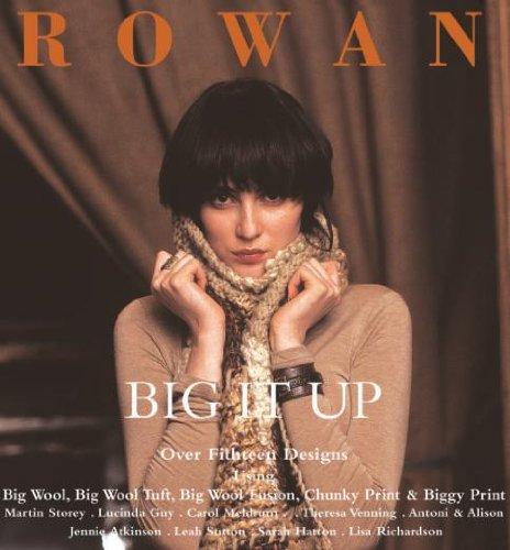 9781904485438: Big It Up (15 designs by Rowan)