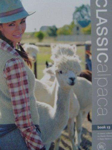 9781904485742 Classic Alpaca Knitting Pattern Book 13 A Classic