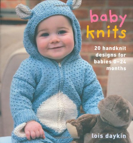 9781904485865: Baby Knits: 20 Handknit Designs for Babies 0-24 Months
