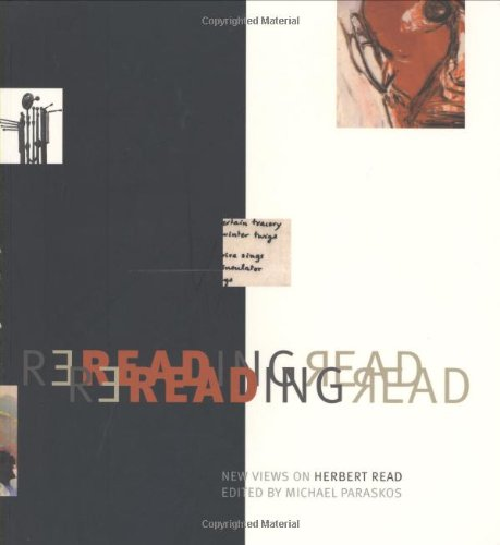 9781904491088: Rereading Read: New Views on Herbert Read