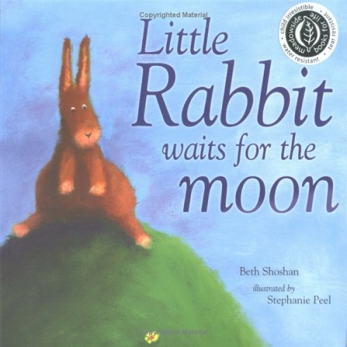 9781904511700: Little Rabbit Waits for the Moon (Books for Life)
