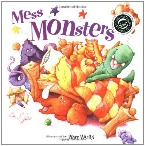 9781904511786: Mess Monsters (Books for Life)