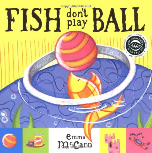 9781904511847: Fish Don't Play Ball (Books for Life)