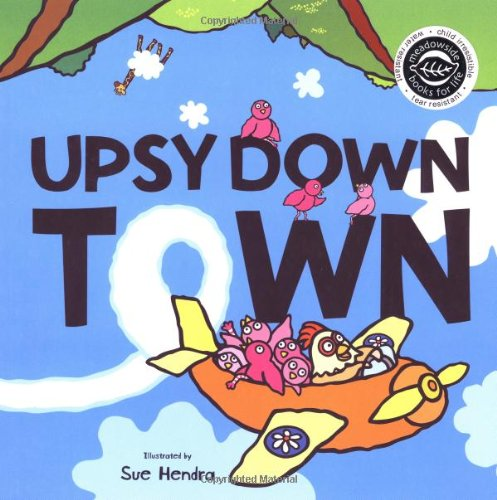 9781904511885: Upsydown Town (Books for Life)