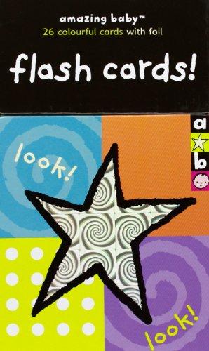 9781904513377: Amazing Baby Flash Cards