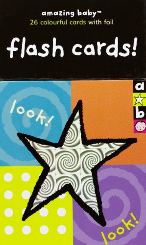 9781904513377: Amazing Baby Flash Cards
