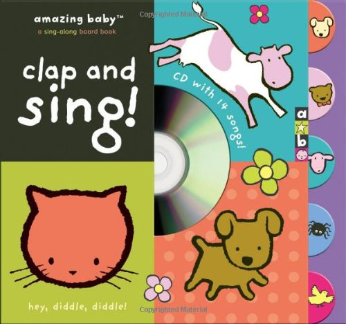 9781904513407: Clap and Sing (Amazing Baby) (Amazing Baby)