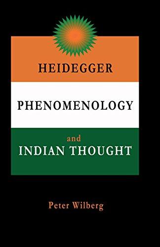 9781904519089: Heidegger, Phenomenology And Indian Thought