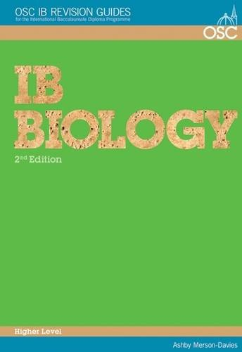9781904534624: IB Biology Higher Level (OSC IB Revision Guides for the International Baccalaureate Diploma)