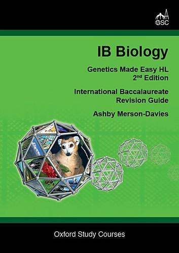 9781904534969: IB Biology Genetics Made Easy Higher Level (OSC IB Revision Guides for the International Baccalaureate Diploma)