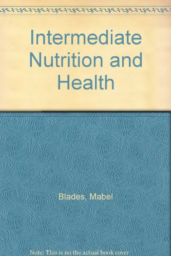 9781904544227: Intermediate Nutrition and Health