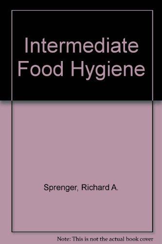 9781904544548: Intermediate Food Hygiene