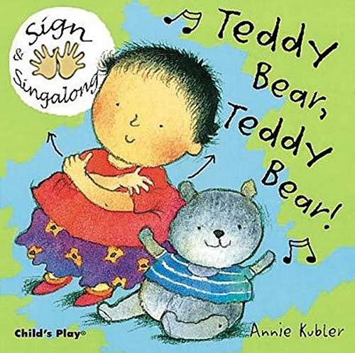 9781904550006: Teddy Bear, Teddy Bear!: BSL (British Sign Language)